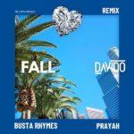 "Davido Releases ""Fall Remix"" Feat. Busta Rhymes, Prayah"