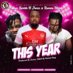[Music] Donspark ft zucee&Romeo max This year
