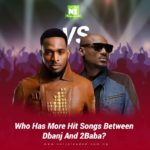 2Baba vs D'Banj – Who Do You Think Has More Hit Songs?