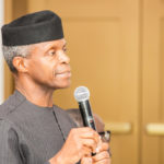 Osinbajo: Corruption is holding Nigeria Back