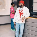 Davido Picks Lati's Call As He Buys Him Brand New Mercedes Benz