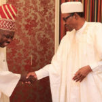 Buhari arrives Ogun to commission Amosun's projects