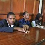 [News] Three sentence over university Masacca in Kenya