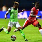 [Breaking] Nigeria won There match against Burundi {1-0}