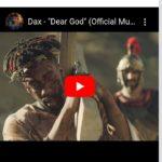[Audio/Video] Dax _ Dear God