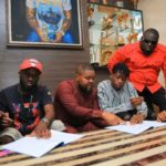 "[Breaking  NEWS] Davido Signs New Artiste ""Lil Frosh"" Into DMW Record Label"