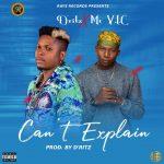 [Music] D'ritz – Cant explain ft Mr V.i.c